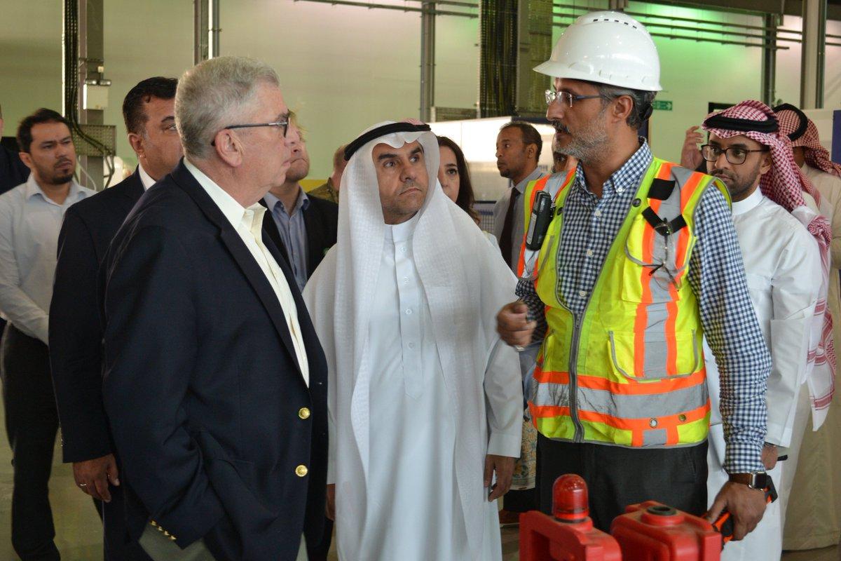 """استحواذ الشركة السعودية للصناعات العسكرية SAMI على شركة """" AACC """" D_mEJFuWsAE3SSM"""