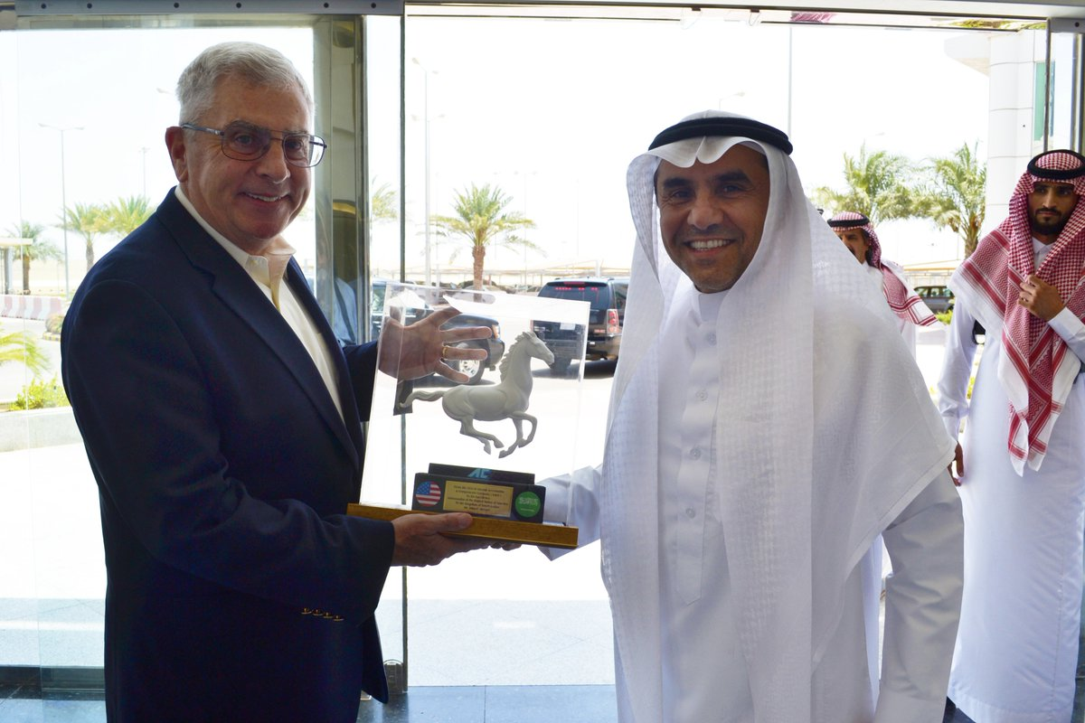 """استحواذ الشركة السعودية للصناعات العسكرية SAMI على شركة """" AACC """" D_mEJYxXUAACRjU"""