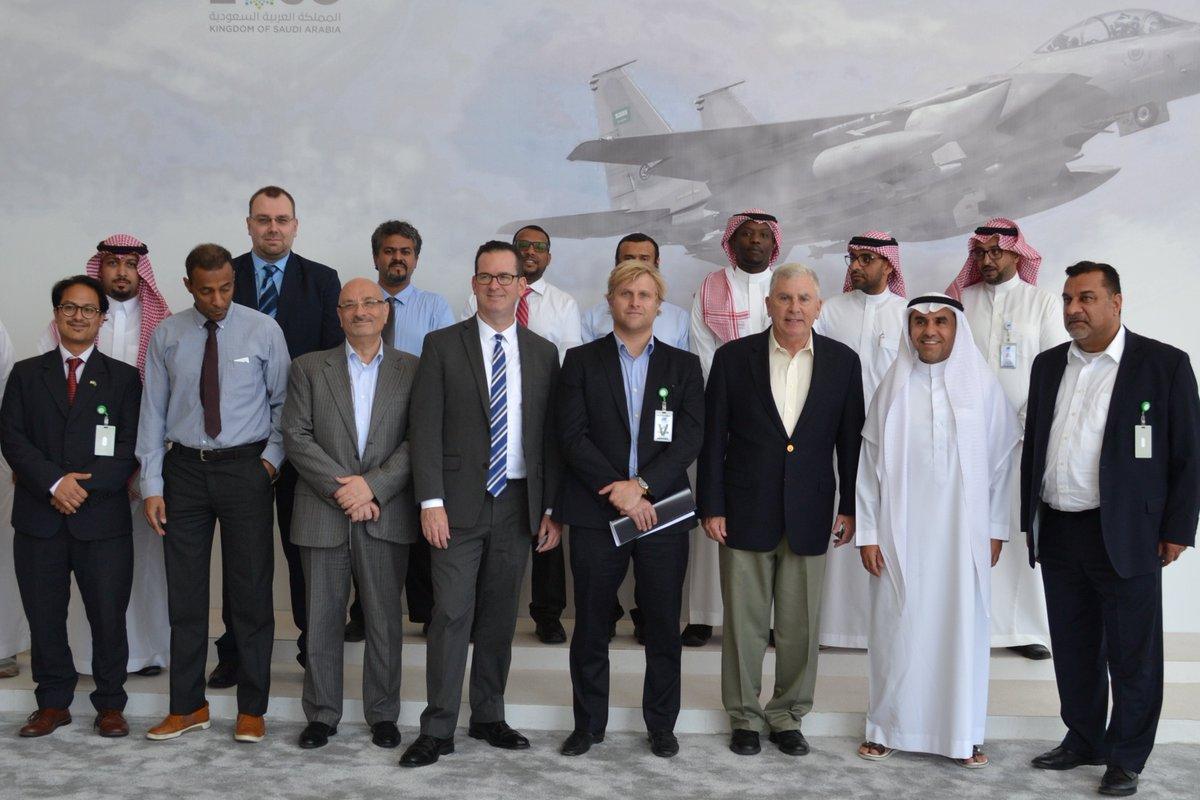 """استحواذ الشركة السعودية للصناعات العسكرية SAMI على شركة """" AACC """" D_mEJigWsAE2tRg"""