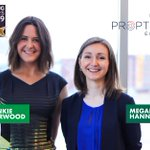 WOMEN AT CBRE NORTH WEST ARE INDUSTRY TRAILBLAZERSFrankie Isherwood and Megan Hanney from @CBRE_Manc have respectively secured a national property award and delivered a #MIPIMPropTech presentation in Paris, as part of #CBRE's commitment to recognizing and fast-tracking talent.