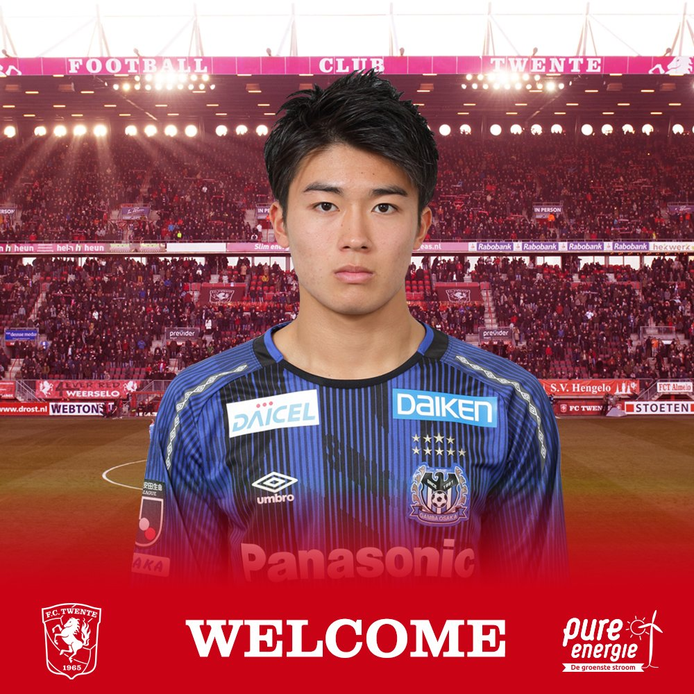 test Twitter Media - ⚽ Keito Nakamura komt naar FC Twente  🔗 https://t.co/YbozuWO2JN   #fctwente @GAMBA_OFFICIAL https://t.co/VvrkXpBeeZ