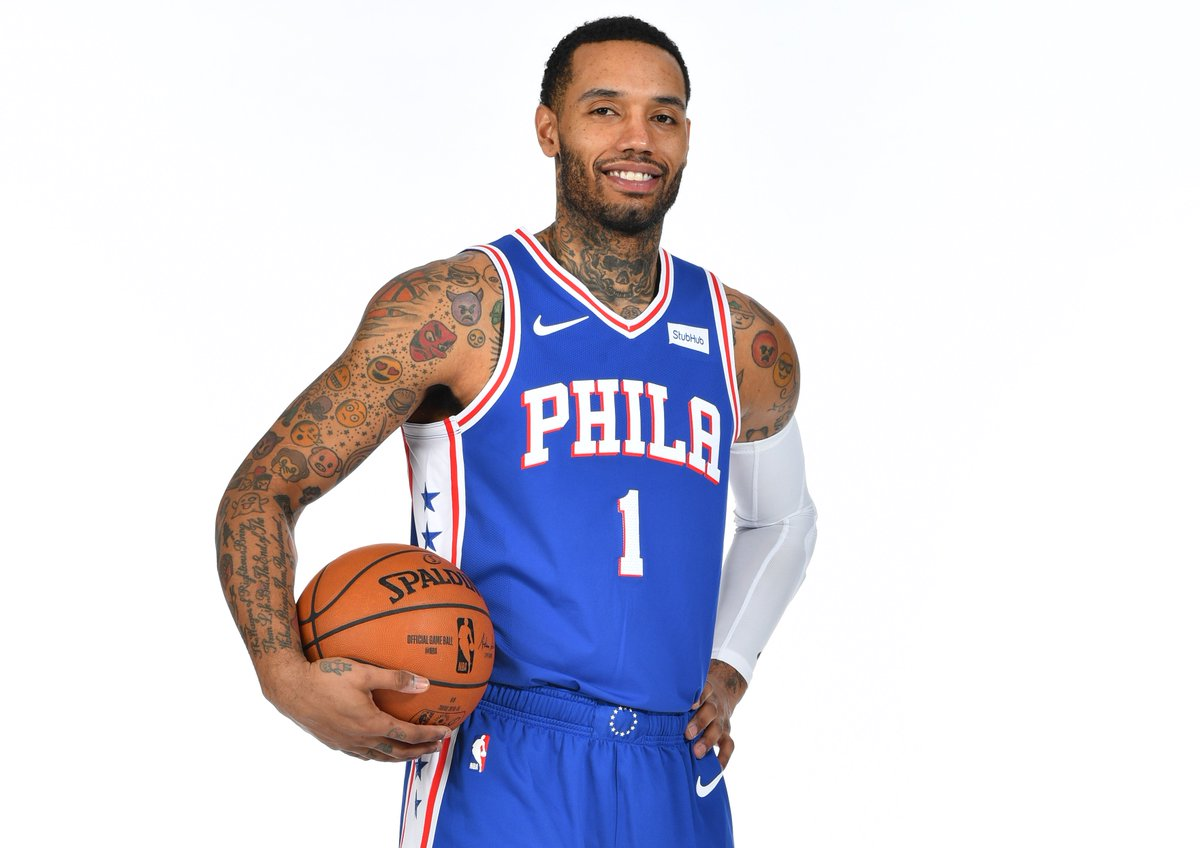 #RT @NBA: Join us in wishing @mikescott of the @sixers a HAPPY 31st BIRTHDAY! #NBABDAY