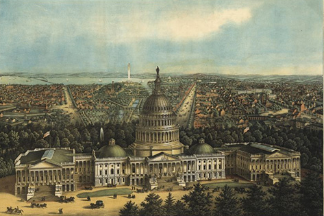 Today in History: Congressional Residence Act establishes District of Columbia as national capital, 1790 #otd #tih loc.gov/item/today-in-…