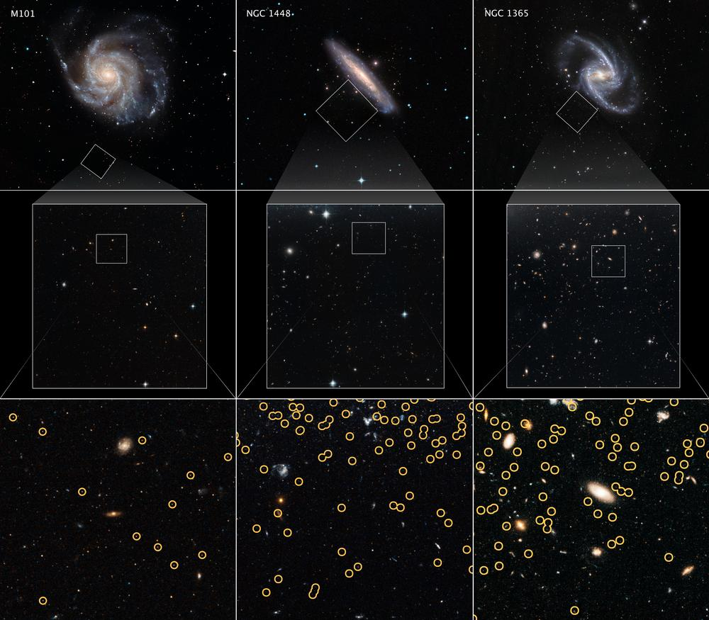 A new measurement of how fast the universe is expanding has been made! The revised measurement falls in the center of a hotly debated question in astrophysics that may lead to a new interpretation of the universes fundamental properties: go.nasa.gov/2jKLFvo