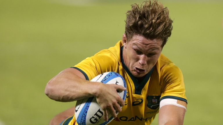 """test Twitter Media - 🇦🇺Lynagh: Opportunity for Wallabies 🏉  🗣️ This Rugby Championship presents a """"great opportunity"""" to galvanise Australia's squad leading into the Rugby World Cup, according to Michael Lynagh.  👉 More here: https://t.co/oDt7OmxfeH https://t.co/bPkAklXzm7"""