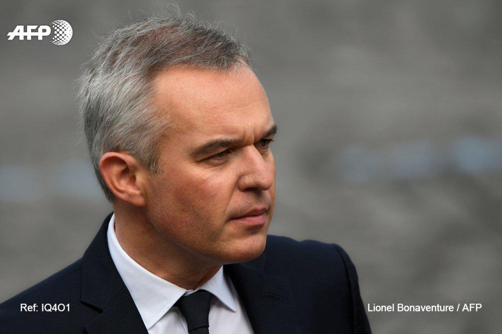 François de Rugy a présenté sa démission du gouvernement (communiqué) #AFP