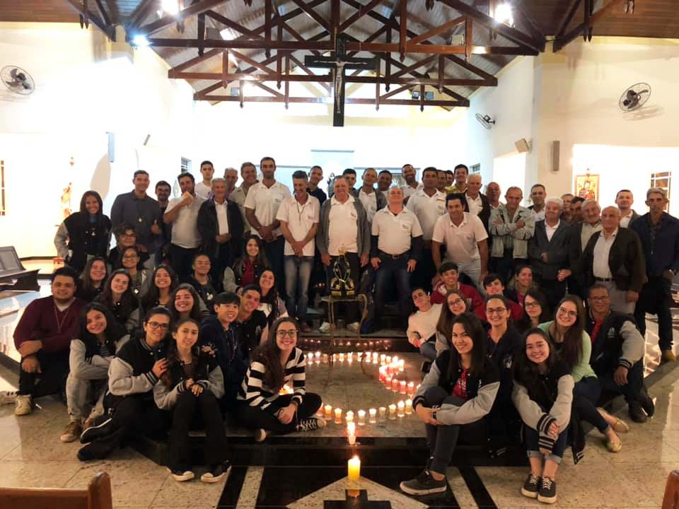 "Brazil - Salesian Missionary Youth: ""Proclaiming the Gospel with joy"" https://t.co/WPinGTPk4c https://t.co/a8KFY34MDz"