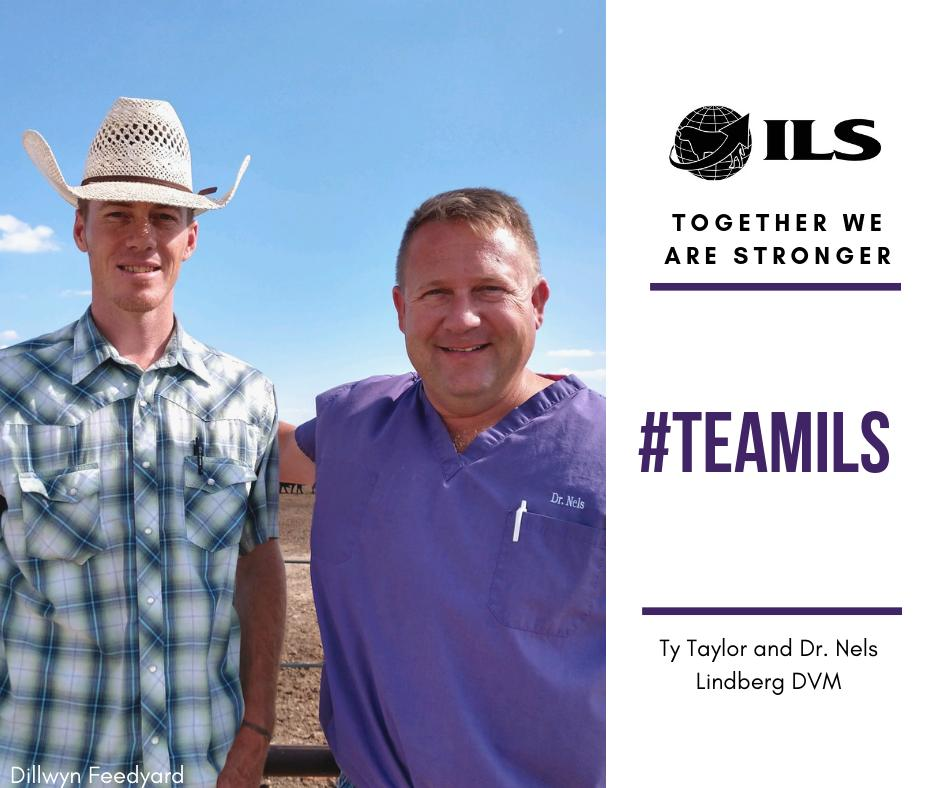 """""""We don't just #care for #cattle, we care about them. That's who we are and what we do. Dr. Nels helps us to bring the ability to care together with the science of how to skillfully care in order to improve animal comfort."""" Ty Taylor – Dillwyn Feedyard @NelsLindbergDVM"""