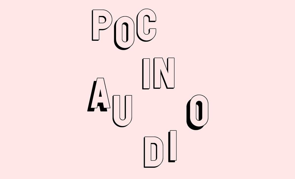 logo for POC in AUDIO