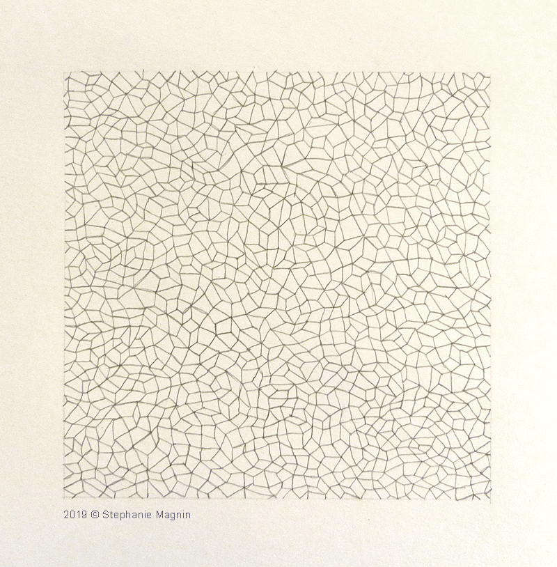 10. reverted to smaller format #freehand #pencildrawing #exploring #The #Unconscious #Mind #primitive #instincts #minimalist #art #fineart #abstract #pattern #SMagnin #artist