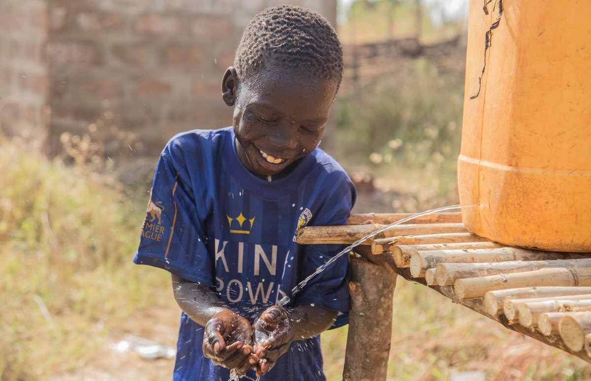 Check Out For Children is now in its 25th year. Thank you @MarriottIntl for your continued support, encouraging guests to add a pound, dollar or euro at check out to help Unicef provide clean drinking water & sanitation facilities for children across Africa and the Middle East.