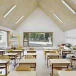 Image for the Tweet beginning: Des bâtiments en #bois français