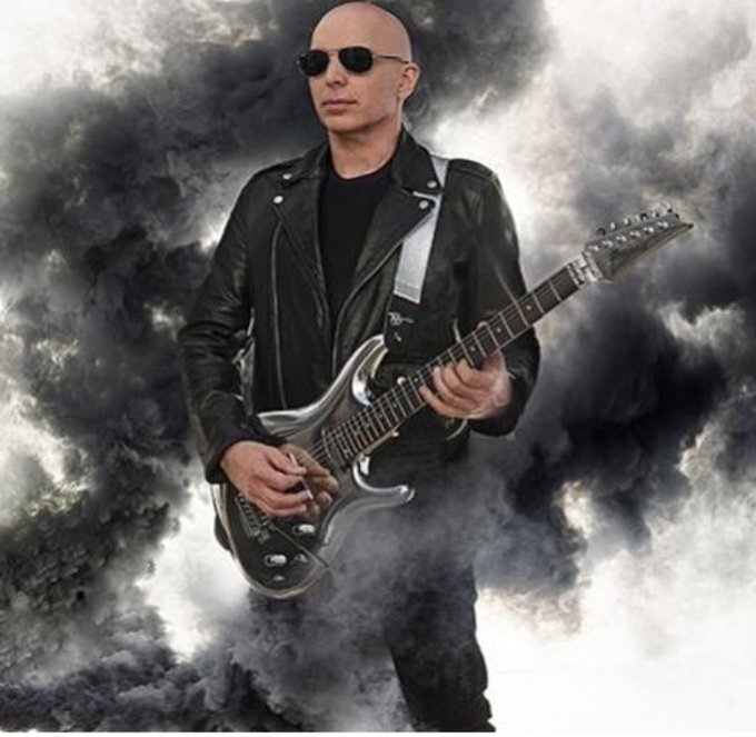 Mr Joe Satriani, Wish Health and Long Live,You\re The Magician of 6 Strings...Happy Birthday !!!
