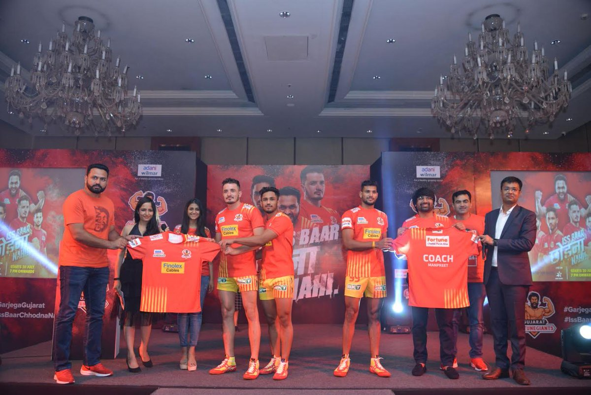 Through different strategy, two-time finalist, Gujarat Fortune Giants will win PKL title this time: CEO Adesara