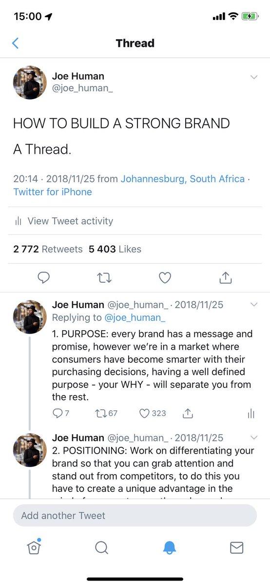 Joe Human on Twitter: