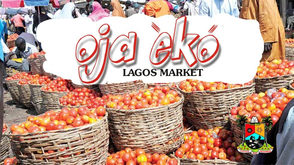 Alaba Int'l Market is located along Badagry Expressway, Ojo Lagos. This is the home of electronics. The market has also established itself as the distributing hub for works produced by both the Nigerian film & music industry #OjaEko #LagosMarket #ForAGreaterLagos #LASGpic.twitter.com/bXwQXF2fpB