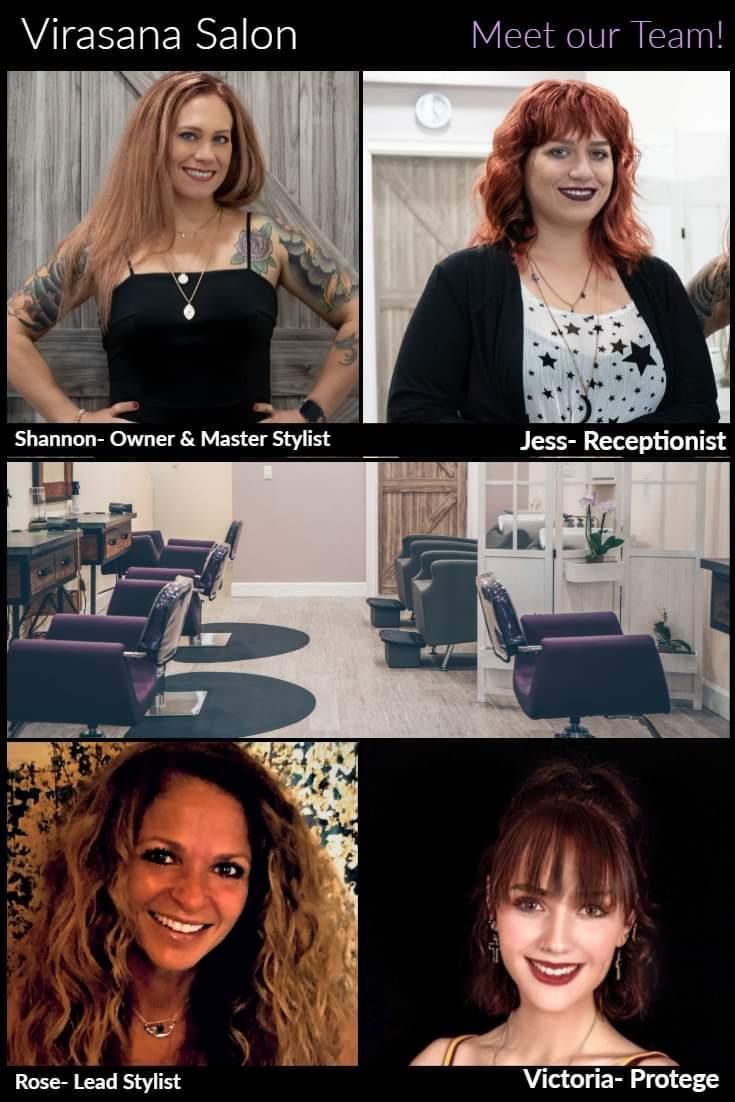 http://www.virasanasalon.com  107 West Tampa Avenue, Venice Island 34285 Call now to schedule an appointment: 941.244.0218 #VeniceSalon #VeniceIlsand #HairSalon #HairColor #GreatLengths #ColdFusion #HairStyle #balayage #greycoverage #FacialWaxing #Virasana #VirasanaSalon