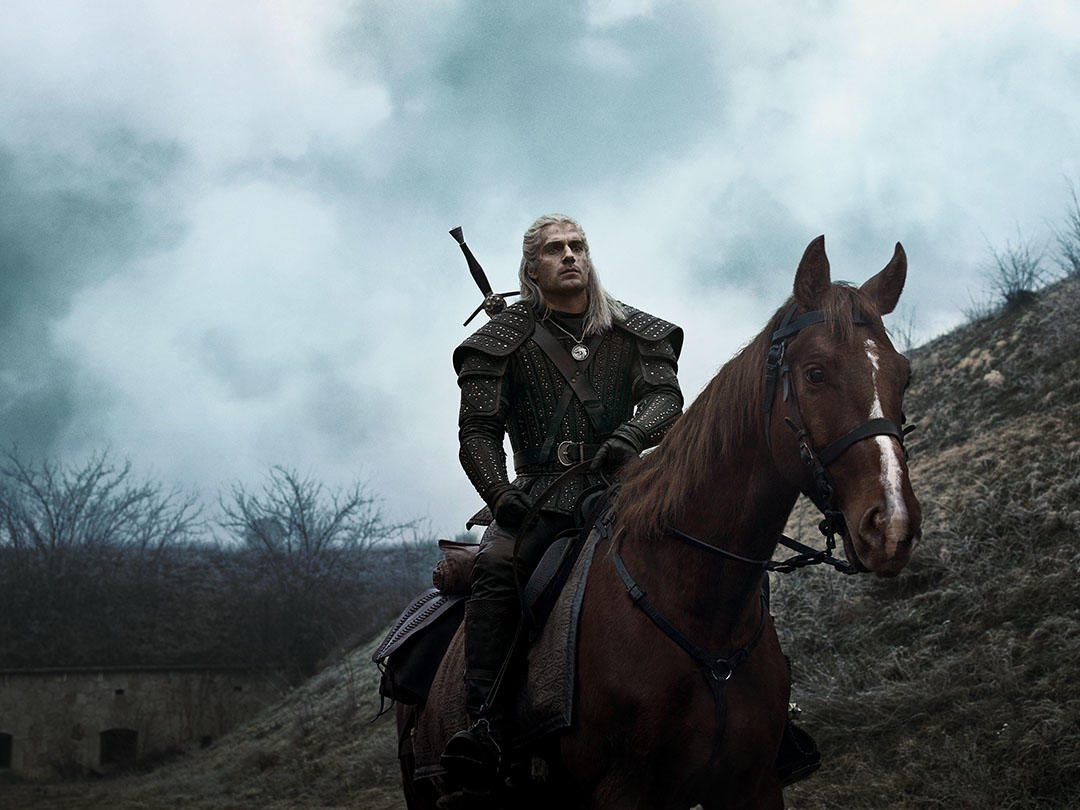 You begged, we delivered. Here's your first look at Roach! #TheWitcher