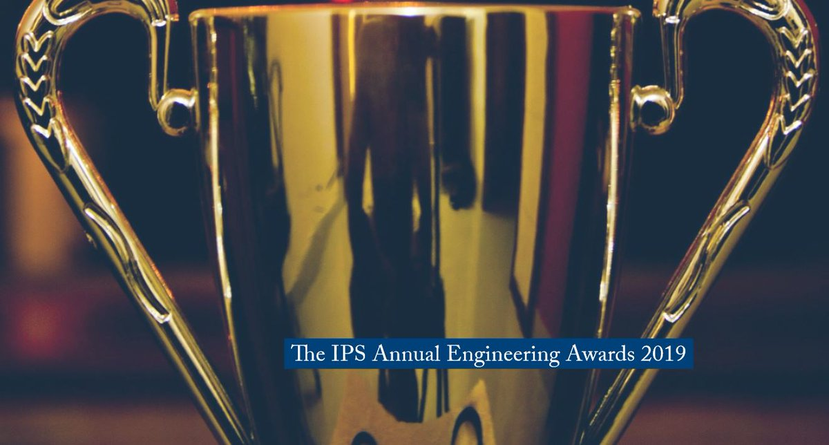 The IPS Annual #Engineering #Awards 2019 is fast approaching!     Find out what entails for Thursday's ceremony and who all the #Award #Sponsors. We're excited. Are you?     ▶️ https://www.ips-apprenticeships.co.uk/the-ips-engineering-award-2019-is-fast-approaching/…   #Success #Celebrations #Apprentices #Apprenticeships #Skills #recognition