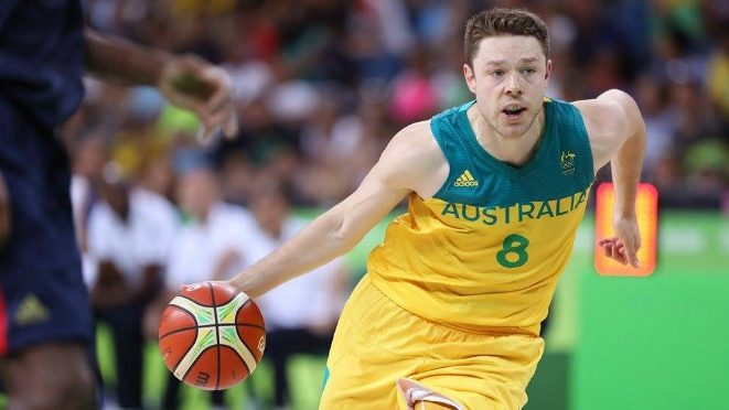 ICYMI: Matthew Dellavedova can't wait to pull on the green and gold for the Boomers ➡️ http://bit.ly/2NYdXRt  by @DamianArsenis  #AussieHoops
