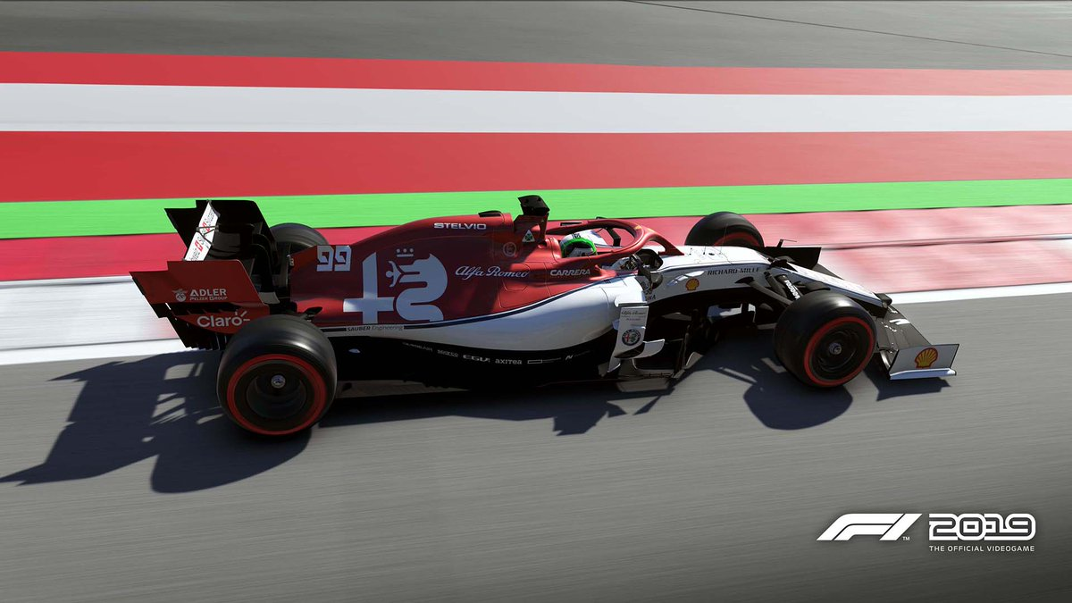 Patch 1.05, including performance updates and F2 in unranked and LAN multiplayer, is out NOW on PC!  ✅ PC 🔜 PS4 🔜 Xbox  Read the patch notes here ⬇️ http://blog.codemasters.com/f1/07/f1-2019-performance-updates-and-patch-1-05-notes/…