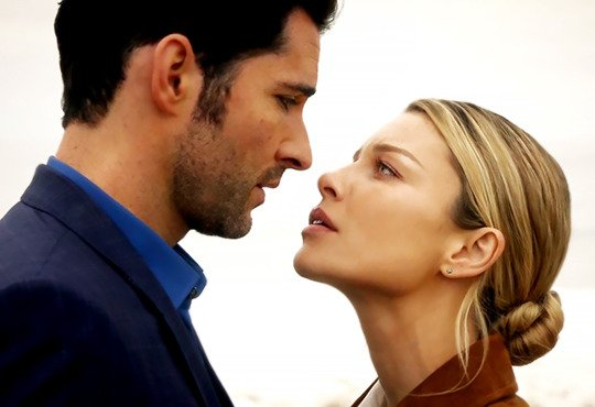 #Deckerstar😍😍😍❤❤❤❤ #Lucifer