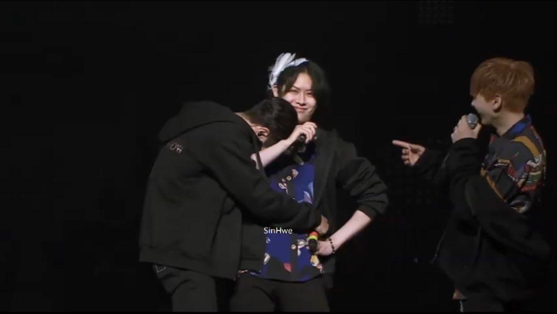 เมื่อก่อนชิปคู่นี้ 😂😂 #Heechul #Siwon #SUPERJUNIOR