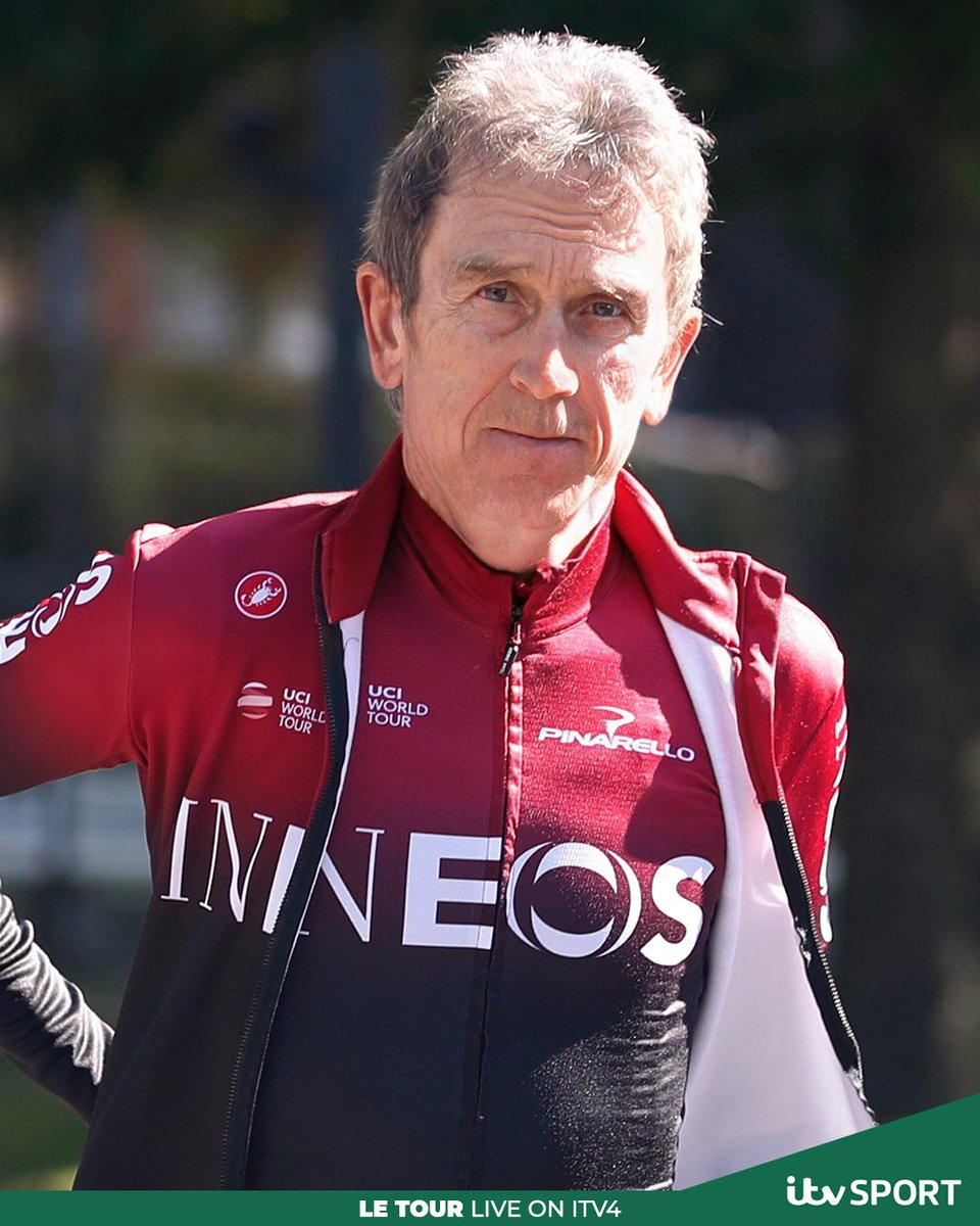 Looks like stage 10 has taken it out of some of the riders at @LeTour... 👴  @GeraintThomas86 @richie_porte @petosagan @alafpolak  #FaceApp #TDF2019
