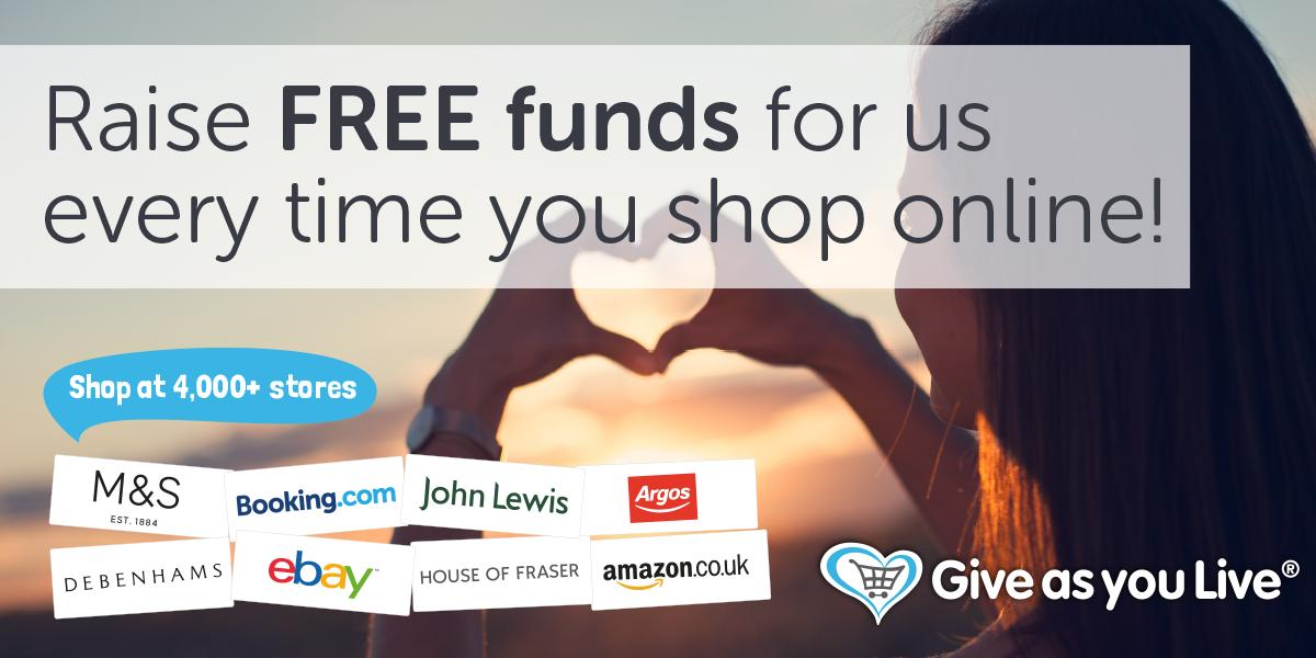 ☀ | From booking #holidays to switching insurance, there are plenty of ways you can raise free funds for Young Women's Trust simply by shopping online with @giveasyoulive 😊http://www.giveasyoulive.com/join/youngwomenstrust …