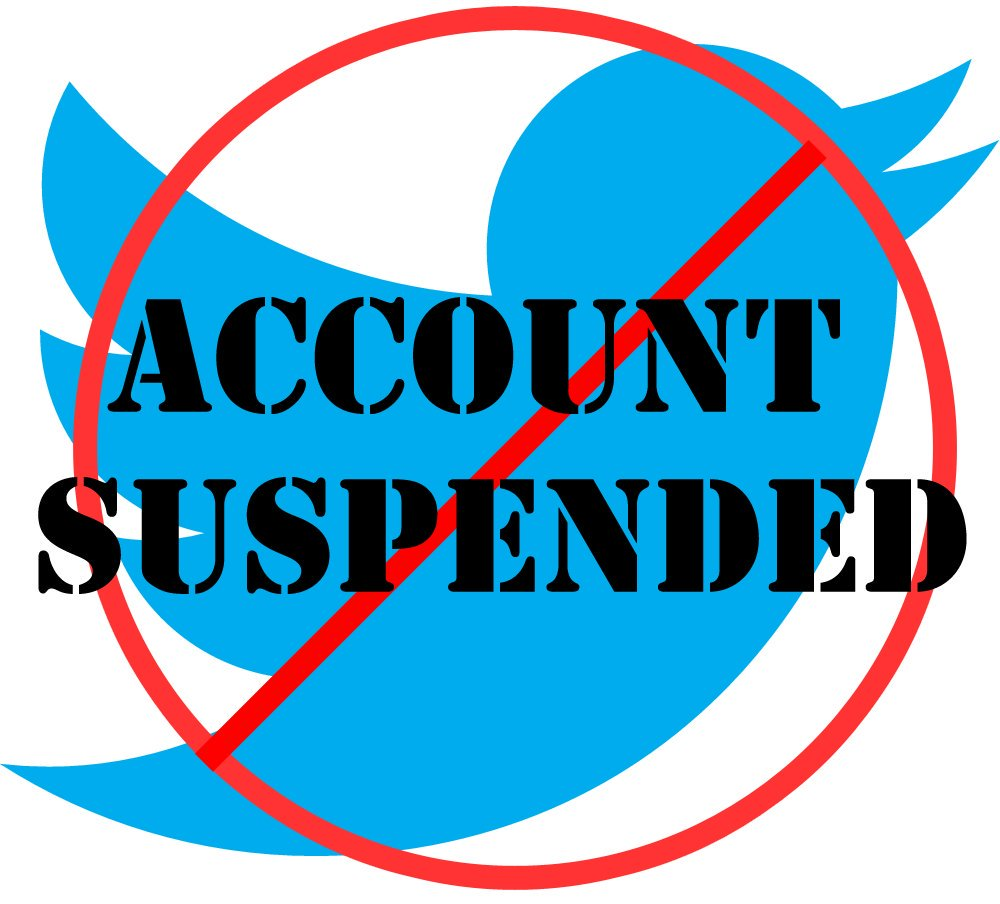 I have been friends with 4 people consistently since I came to twitter 2 years ago.  @cali_curmudgeon @EcgoLC @briantopping66 @fckngary One of them appears to have gotten suspended for good last night. Rest in peace @fckngary .