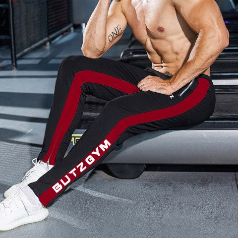 ✦ Men's Colour Matching Sports Running Training Pants ✦ Product #YFYCK174 . . . . . #retail #fashion #wholesale #design #style #shopping #business #clothing #marketing #shoes #sales #shop #shoppingonline #men #luxury #menswear #like #girls #top #trends