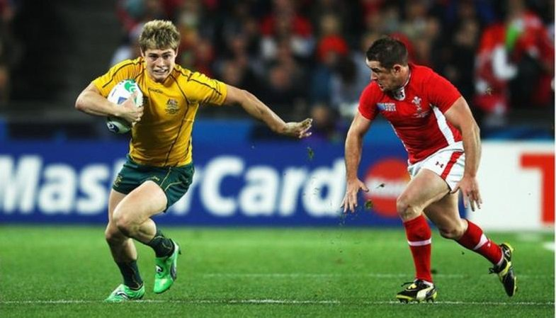 """I'm finally ready to return and make amends.""Australian utility back James O'Connor could make his international return this weekend after a six-year absence.More here 👉https://bbc.in/2XUC0QK"