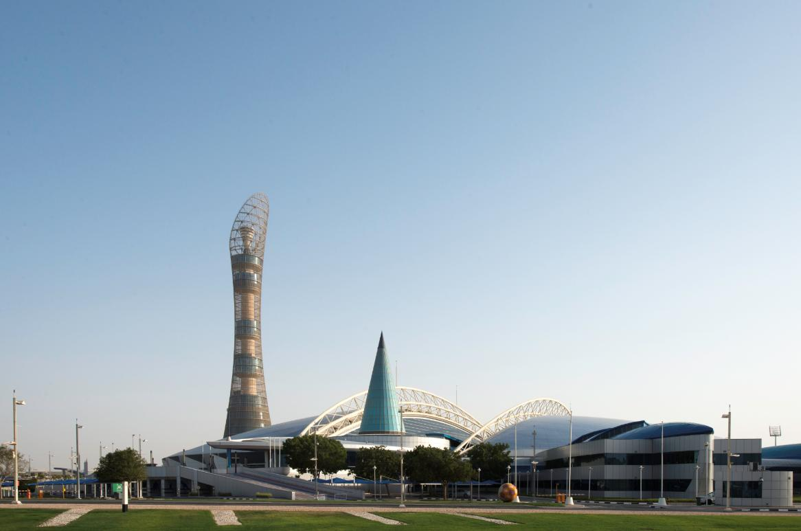 .@Aspire_Academy is a globally recognized sports academy for the development and education of athletic talent - the internationally renowned sports programs and facilities are a symbol of #Qatar's sporting ambitions