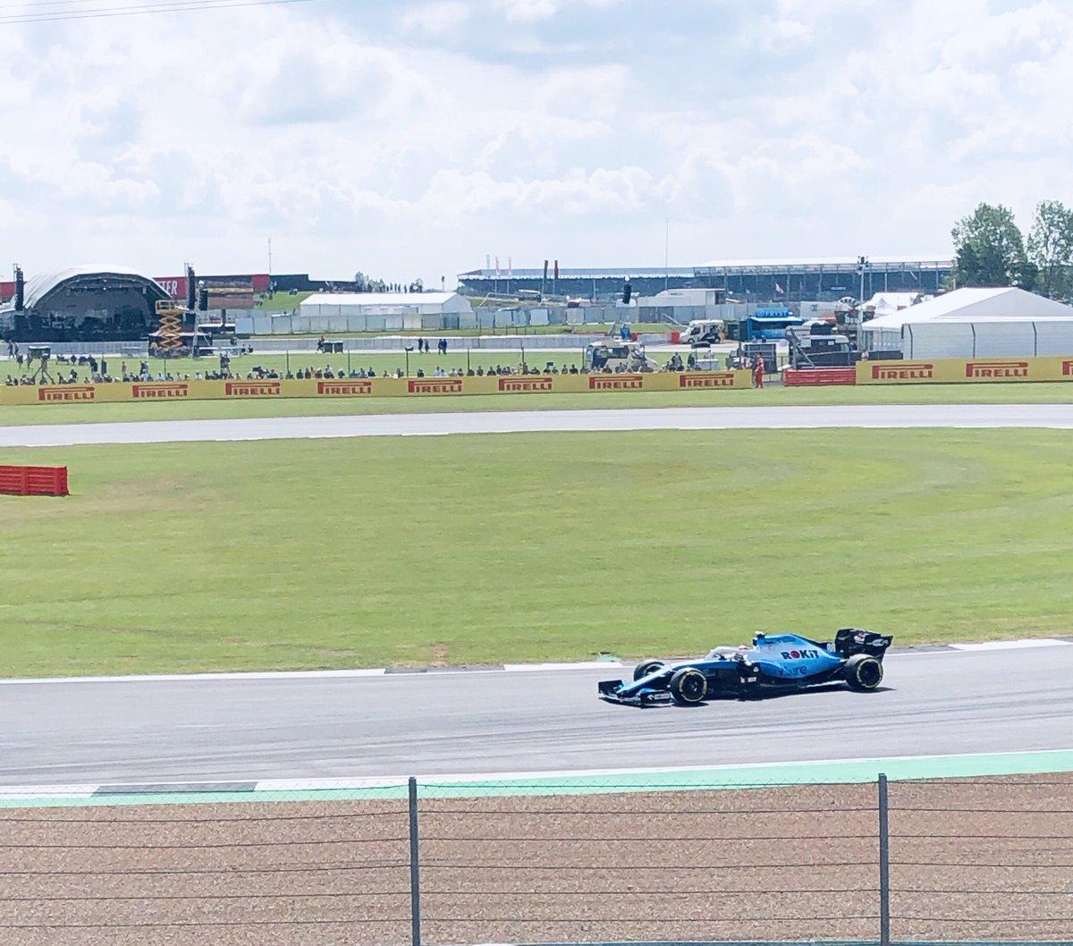 R Kub   #F1 #Silverstone #BritishGP #mysilverstone