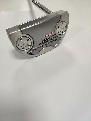 Scotty Cameron Select Fastback 2018 Putter 35''RH W/Headcover Golf Clubs http://rover.ebay.com/rover/1/711-53200-19255-0/1?ff3=2&toolid=10039&campid=5337783694&item=163779561539&vectorid=229466&lgeo=1&utm_source=dlvr.it&utm_medium=twitter … #golf