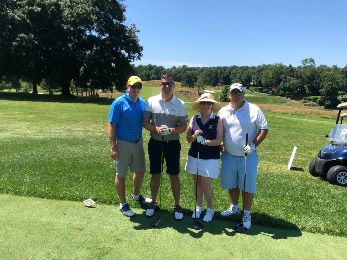 LERA's very own Patrick L. Hopple at the 2019 New York Building Congress (NYBC) Golf Outing at Westchester Country Club yesterday! LERA golf balls rule!! @bdgcongress #LERA #golf #newyorkbuildingcongress #nybc #westchestercountryclub