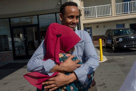 WE AREN'T CRYING YOU ARE! #AbdiIsHome #BringAbdiHome #AbolishICE Photo by: Michael Karas