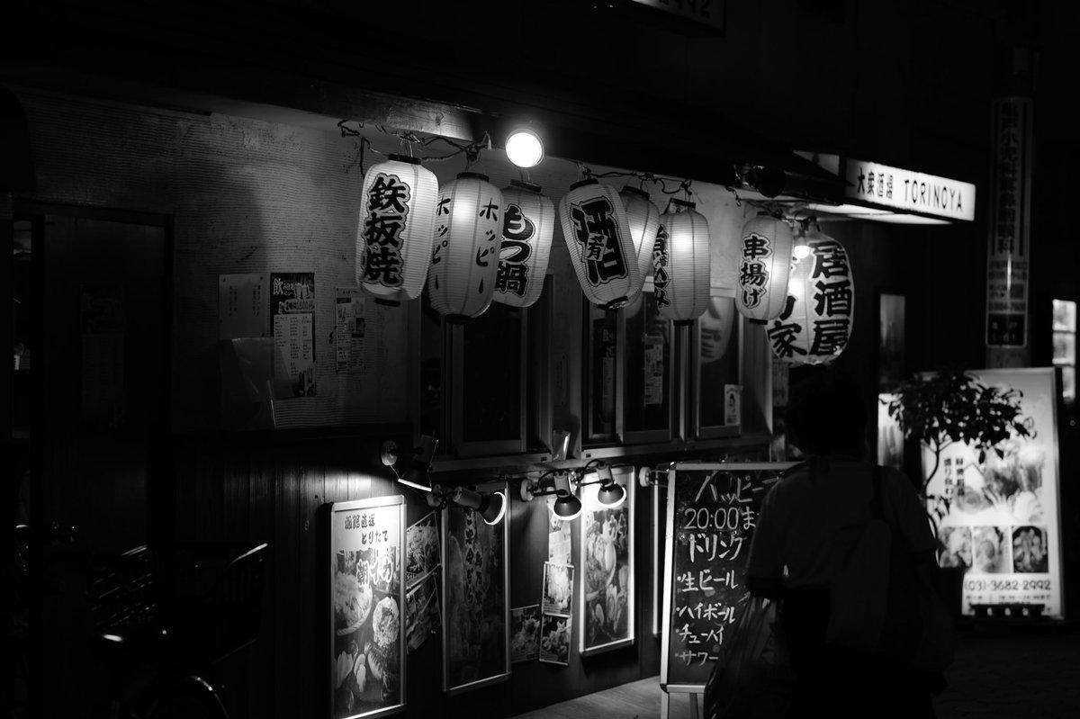 お休みなさい。 #白黒 #bnw #blackandwhite #monochrome #写真好きな人と繋がりたい #photography #photo #coregraphy #ファインダー越しの私の世界 #キリトリセカイ #oldlens #オールドレンズ #digital #streetphotography #東京 #亀戸