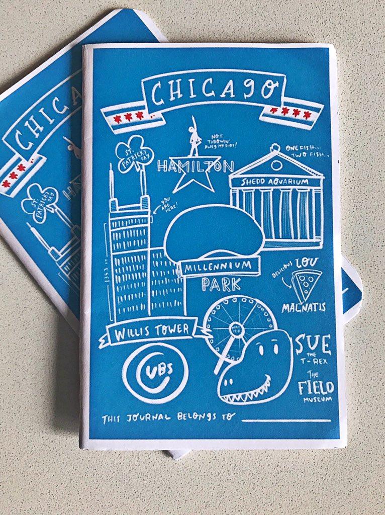 #sketchyourthinking #Chicago Edition #visualthinking #sketchnotes #madebyhand