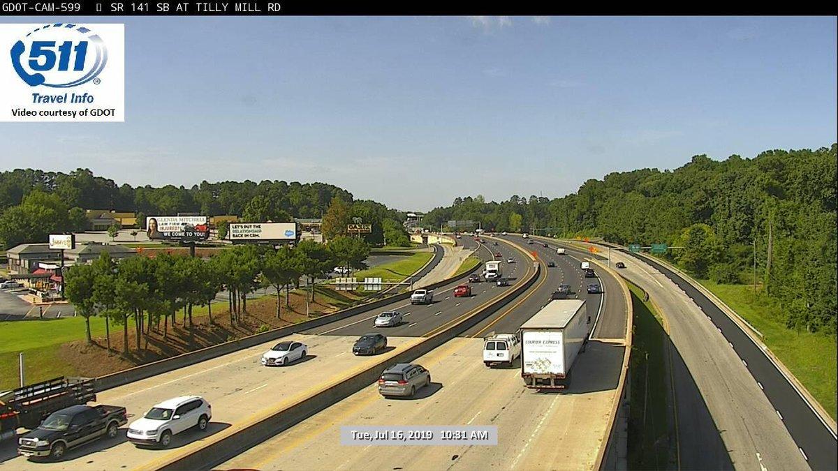 It's 84F in #Atlanta w clear sky & winds 4.7mph humidity 69% #atl https://goo.gl/rgRHET