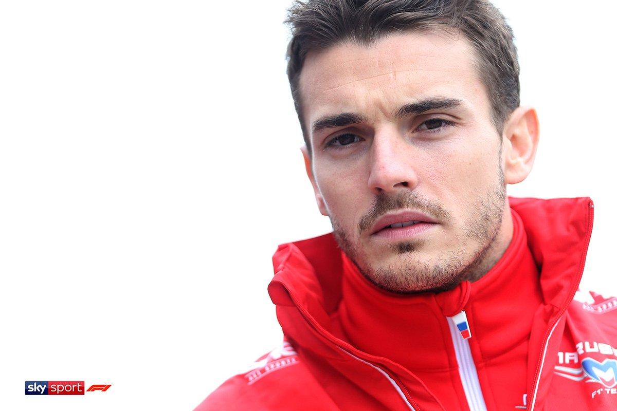 Un omaggio a @Jules_Bianchi a 4 anni dalla sua scomparsa 🥇  Il pilota francese ha conquistato i primi e unici punti per la Marussia al GP di Monaco 2014 #SkyMotori #F1 #Formula1