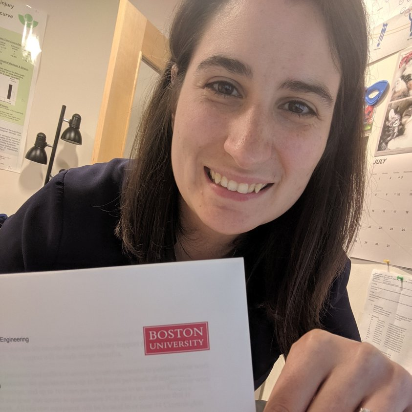 Excited to finally announce that following my postdoc I will be joining the faculty at Boston University as an Assistant Professor in Biomedical Engineering! Couldn't be more thrilled to join such an amazing community. Connizzo Lab coming soon... @BUCollegeofENG<br>http://pic.twitter.com/YBmnCN8Jz5