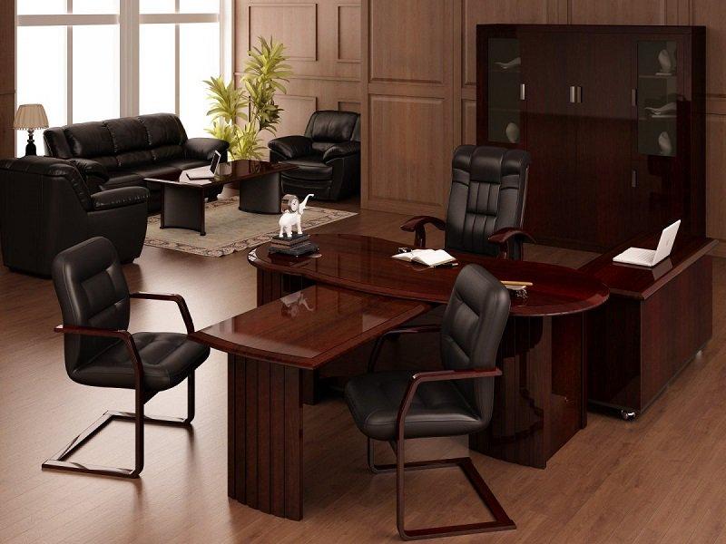 мебель для кабинета руководителя фото как-то так