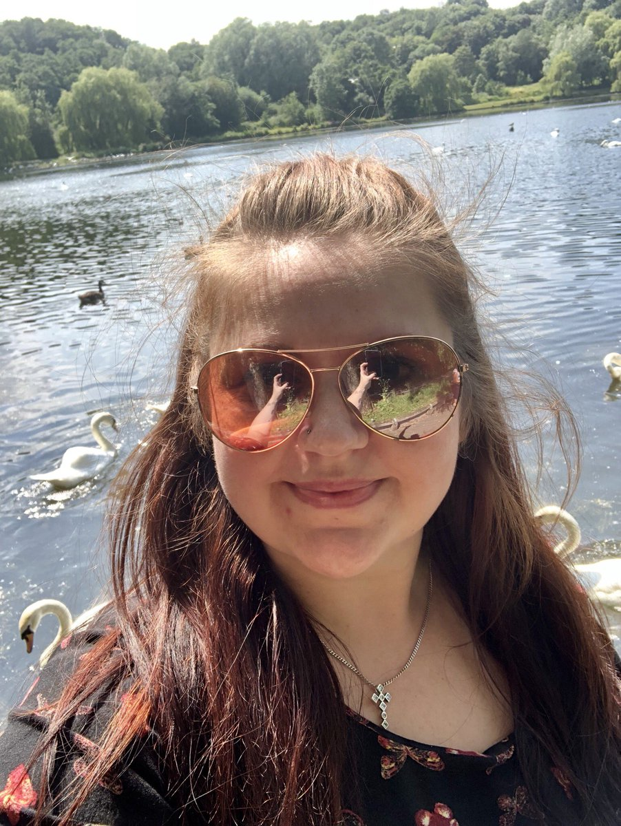 #sunshine #ducks #lovingtheweather #hot #peaceful #summer ☀️😎