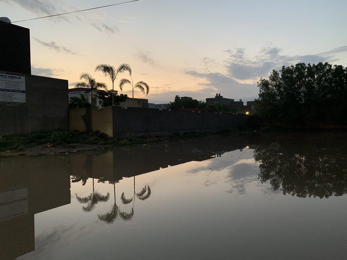 #sunset #Lahore