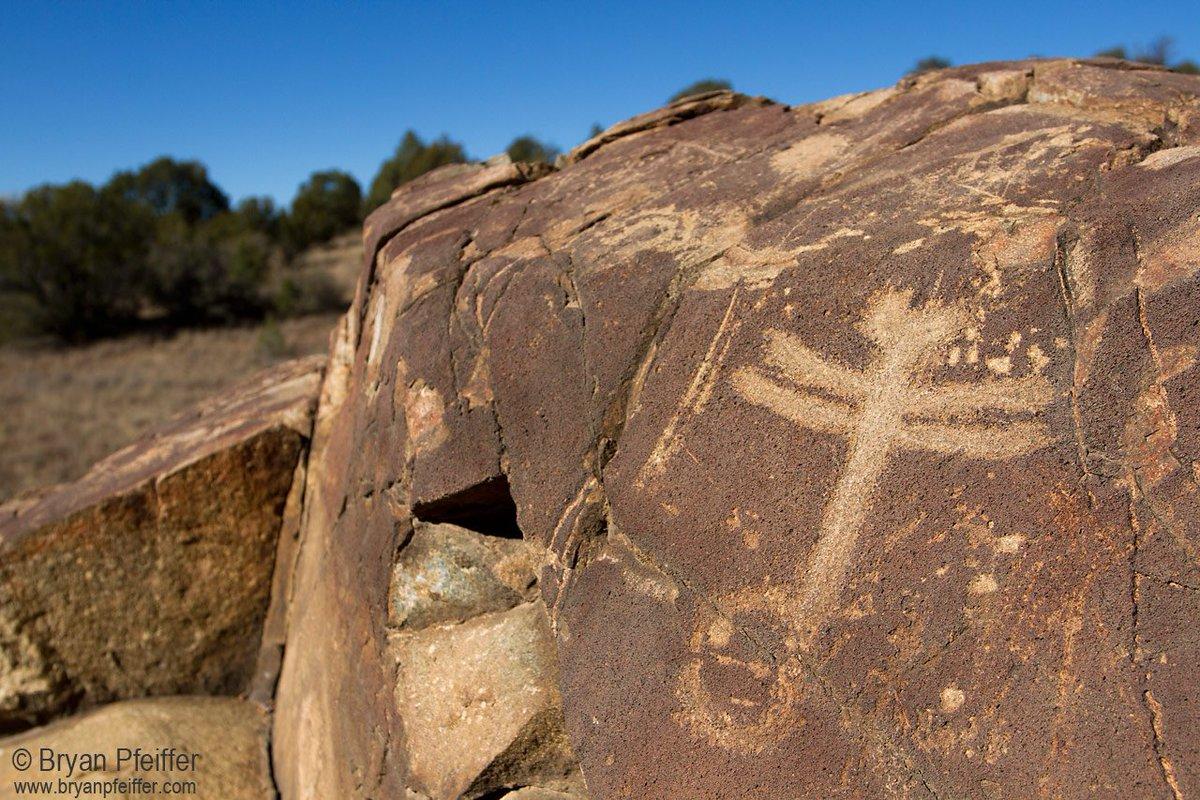 Dragonfly Petroglyphs   100 Hikes Near #SilverCity, #NewMexico - http://ow.ly/MOOG50uZM60  #hike #hiking #OptOutside #roadtrip #travel #vacation #weekendgetaway #daytrip