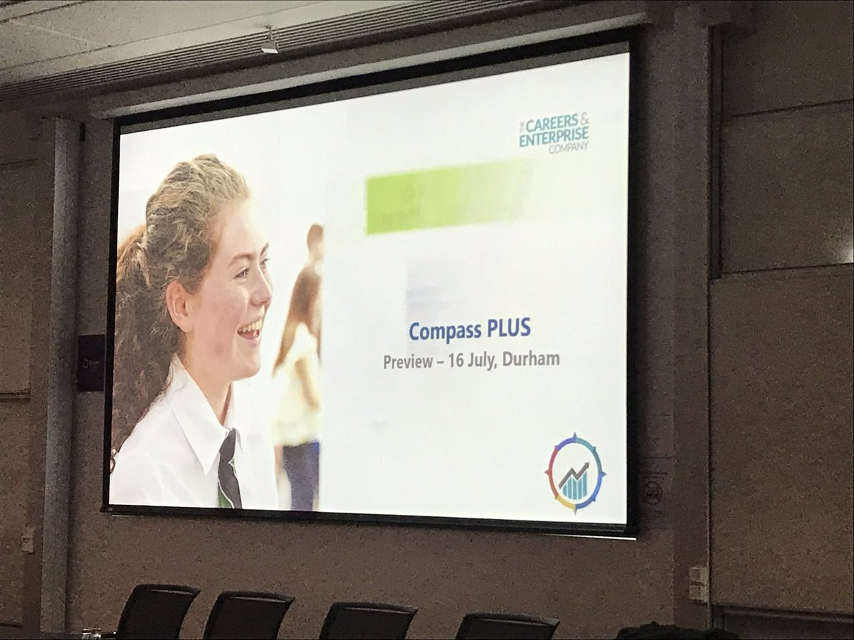 Always looking to secure better #Careers provision in school with @CareerEnt #CPL #CompassPLUS #CareersHub @northeastlep #NorthEastAmbition