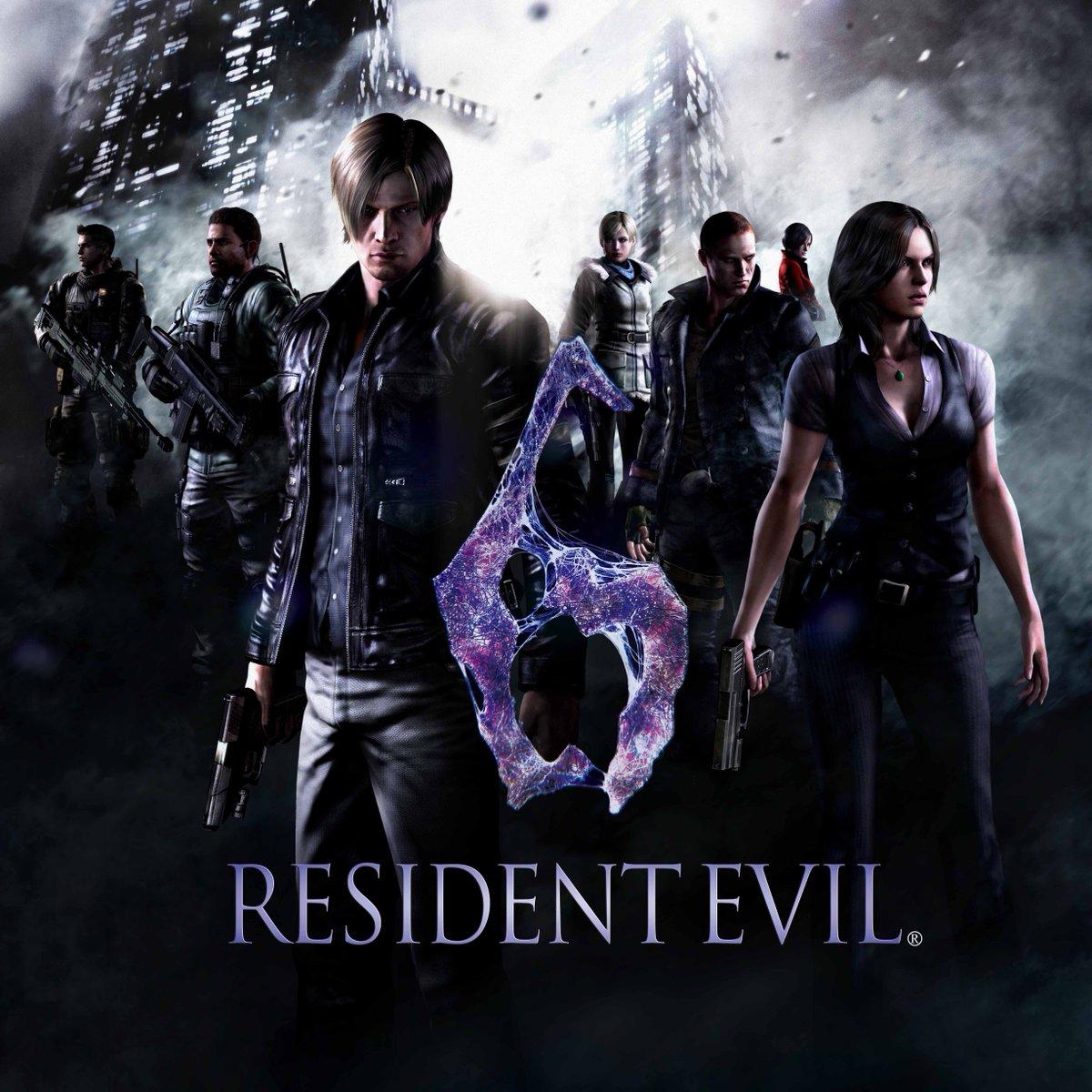 Resident Evil (@RE_Games) | Twitter