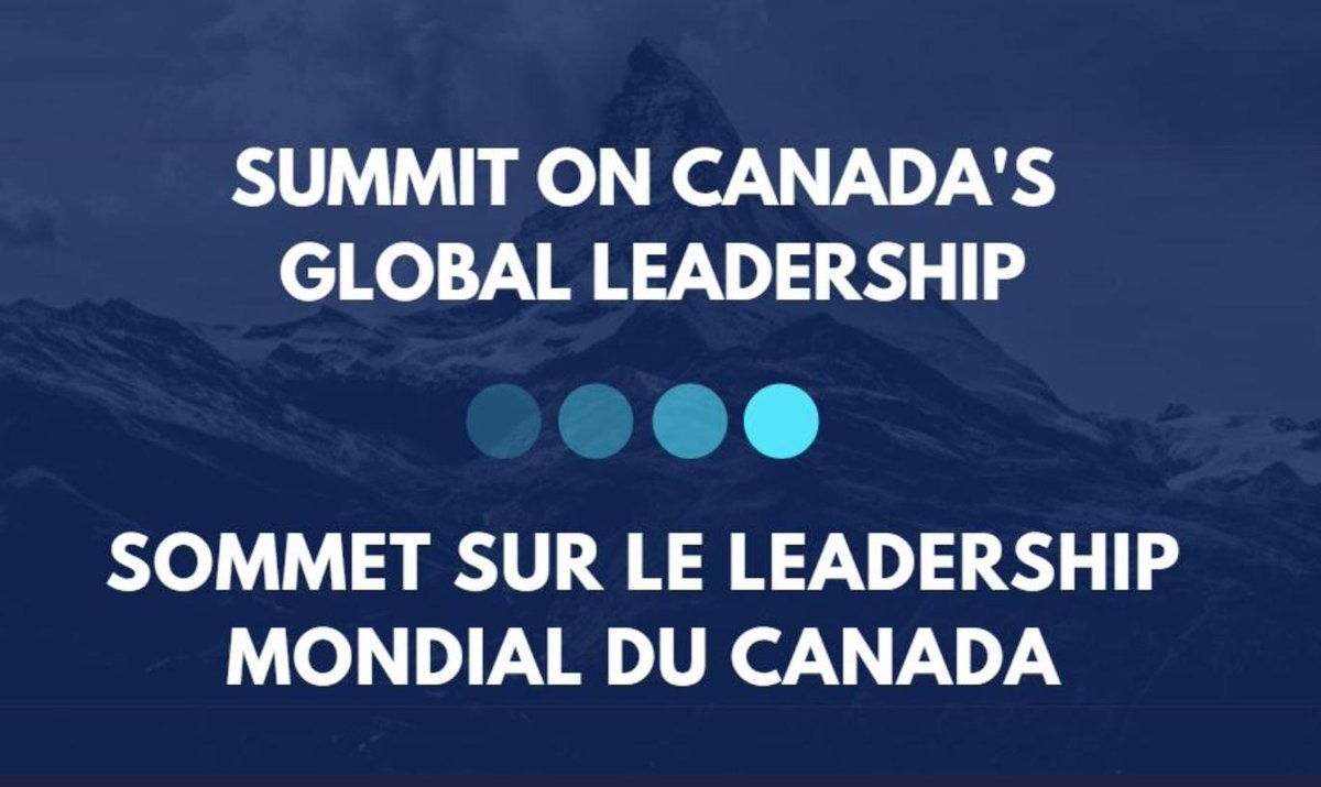 Less than 10 days left to submit a panel proposal for the Summit on Canada's Global Leadership! Great way to engage with multiple stakeholders including scholars and CSO practitioners. #Nextgen #collaboration #dialogue