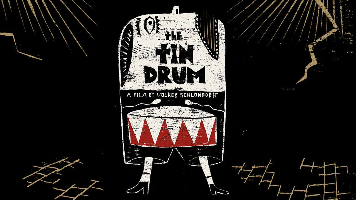 Watch our edition of Volker Schlöndorffs THE TIN DRUM (1979), a visionary adaptation of Nobel laureate Günter Grass acclaimed novel, now on the Channel alongside interviews with the cast and crew, archival programs, and more: criterionchannel.com/the-tin-drum